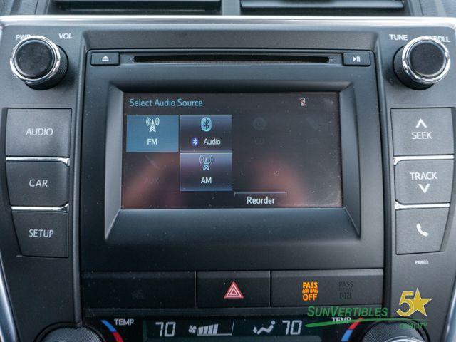 2015 Toyota Camry Hybrid 4dr Sedan LE - 18489930 - 22