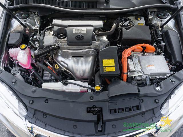2015 Toyota Camry Hybrid 4dr Sedan LE - 18489930 - 37
