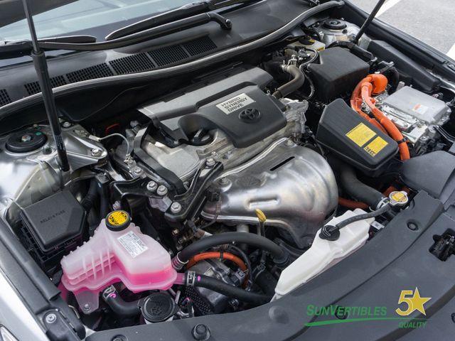 2015 Toyota Camry Hybrid 4dr Sedan LE - 18489930 - 38