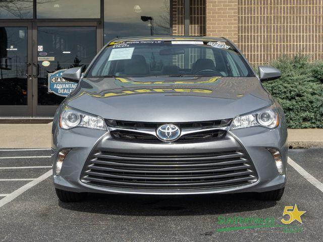 2015 Toyota Camry Hybrid 4dr Sedan LE - 18489930 - 3