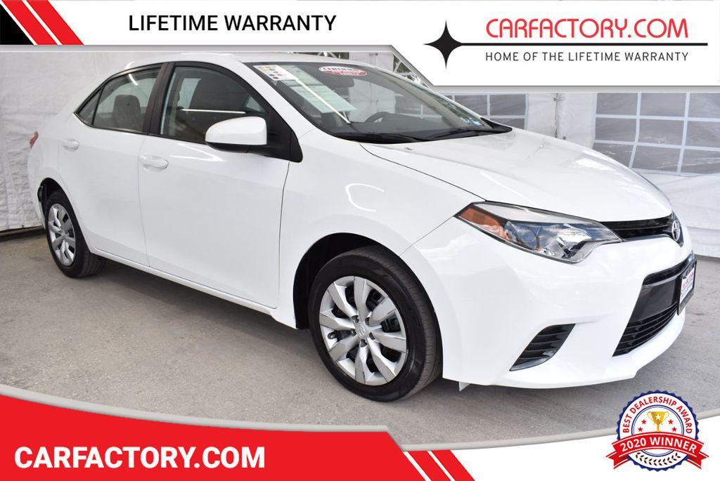 2015 Toyota Corolla  - 18546157 - 0