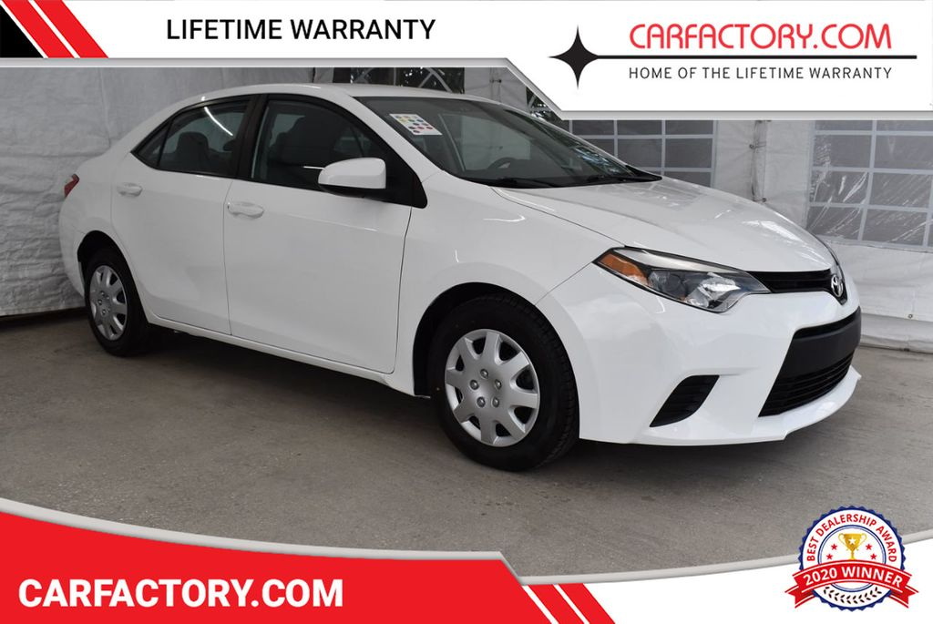 2015 Toyota Corolla  - 18638054 - 0