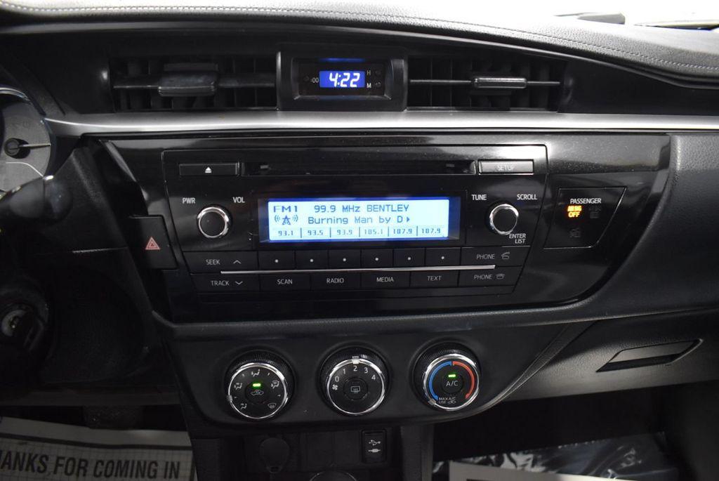 2015 Toyota Corolla 4dr Sedan Automatic L - 18246533 - 20