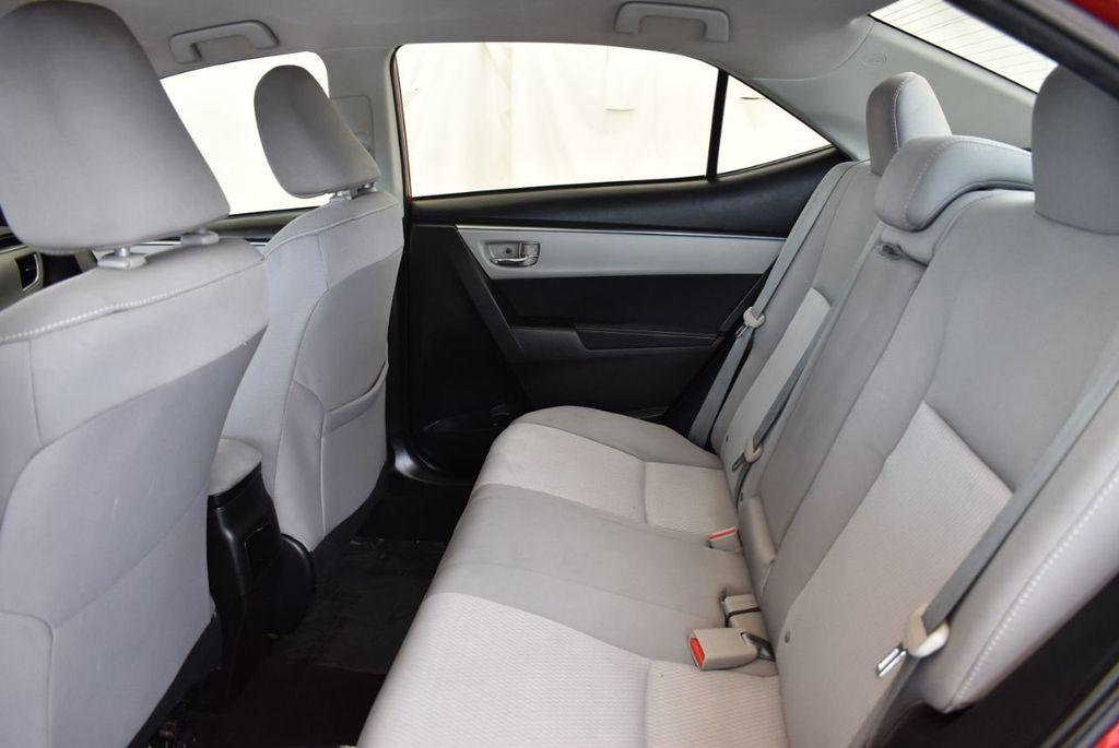 2015 Toyota Corolla 4dr Sedan CVT LE - 18010829 - 12
