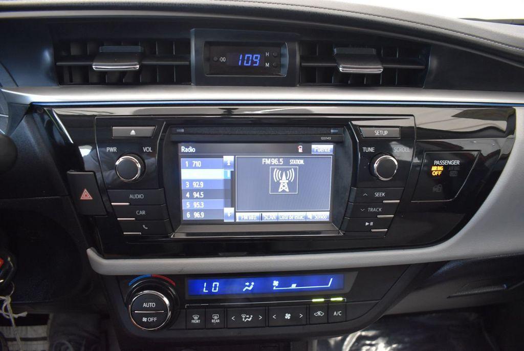 2015 Toyota Corolla 4dr Sedan CVT LE - 18010829 - 19