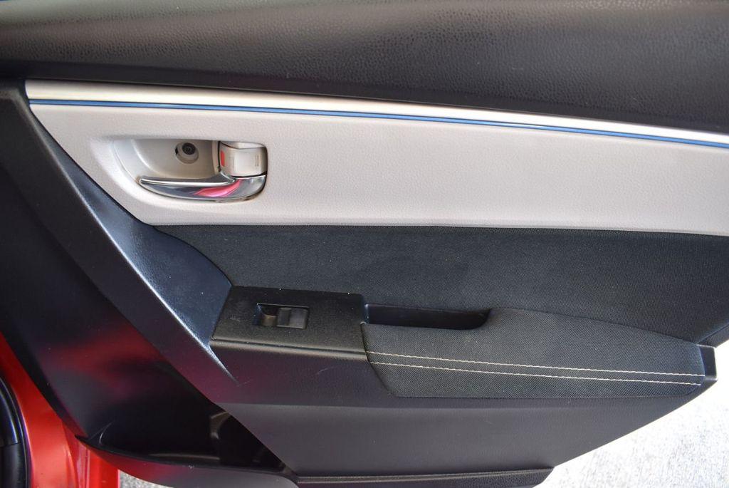 2015 Toyota Corolla 4dr Sedan CVT LE - 18010829 - 22
