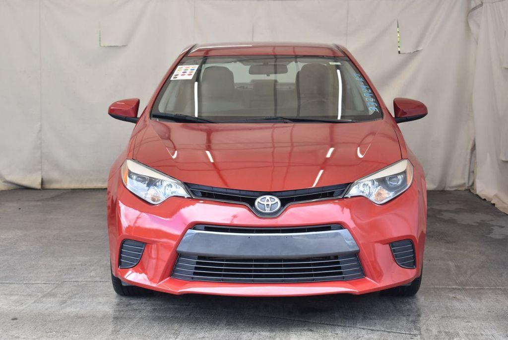 2015 Toyota Corolla 4dr Sedan CVT LE - 18010829 - 3
