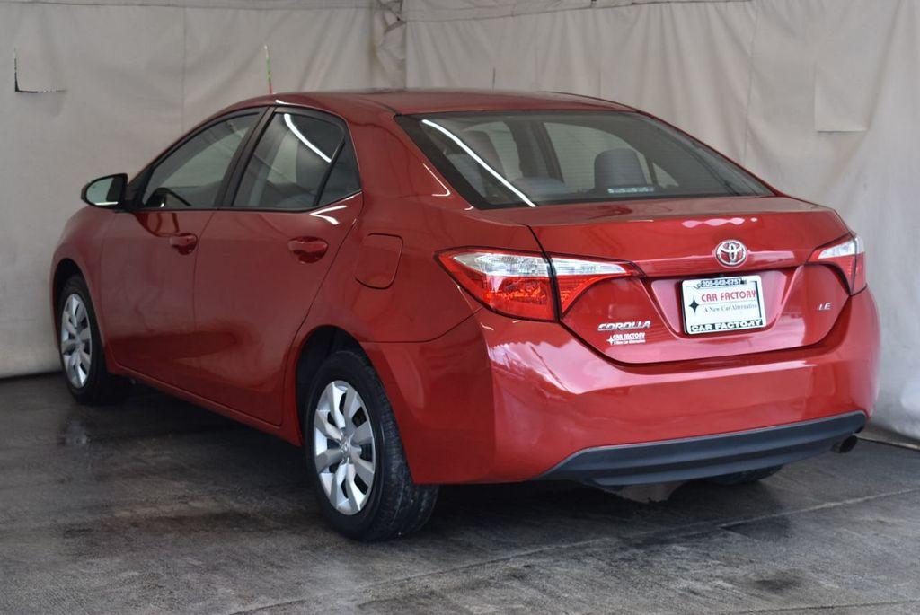 2015 Toyota Corolla 4dr Sedan CVT LE - 18010829 - 5