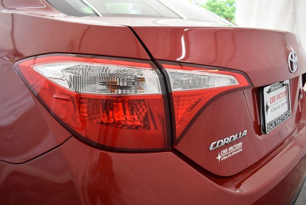 2015 Toyota Corolla 4dr Sedan CVT LE - 18010829 - 6