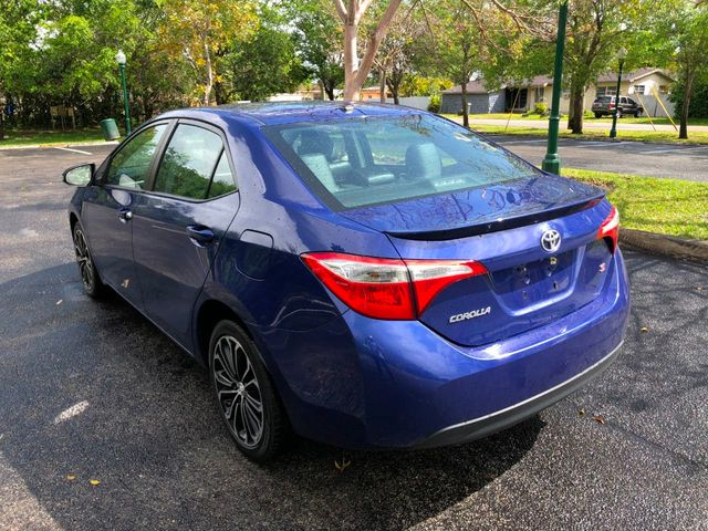2015 Toyota Corolla 4dr Sedan CVT S - Click to see full-size photo viewer