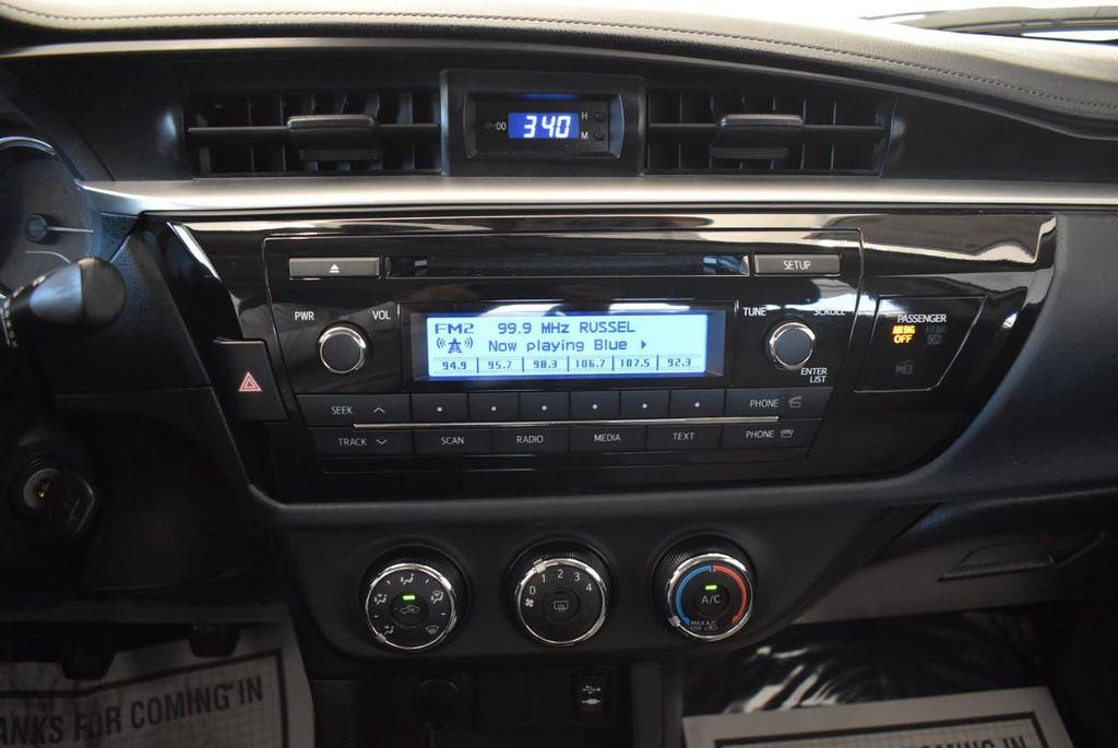 2015 Toyota Corolla 4dr Sedan Manual L - 18166467 - 20