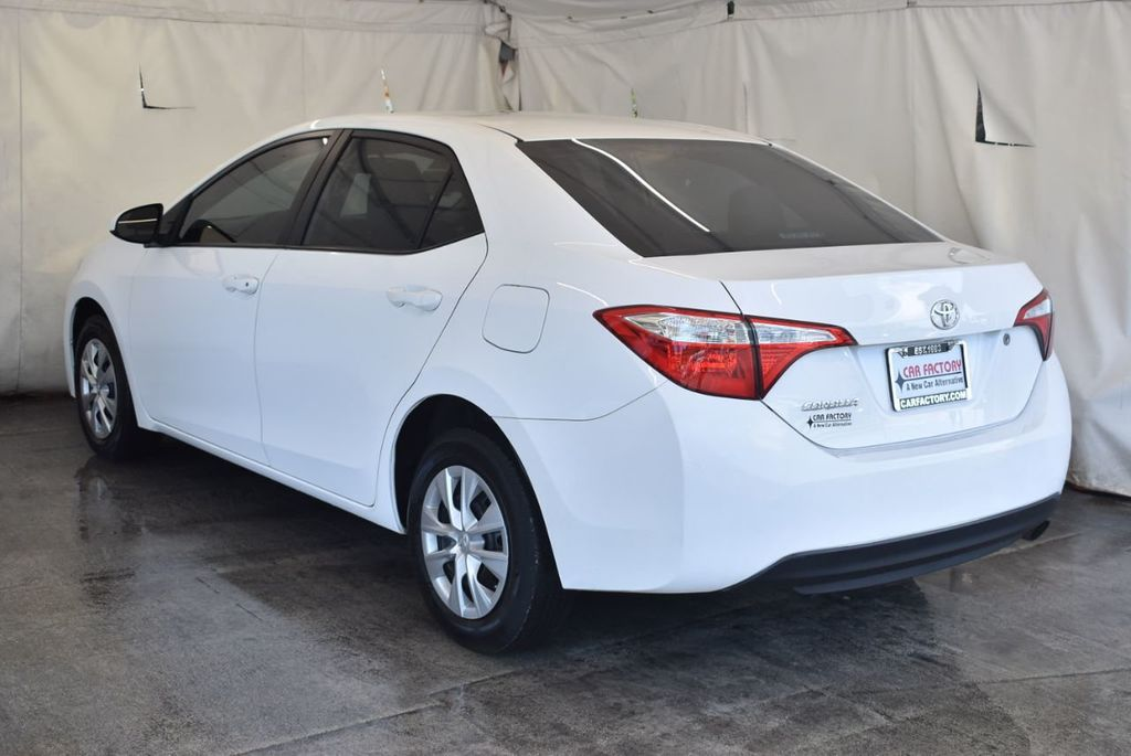 2015 Toyota Corolla 4dr Sedan Manual L - 18166467 - 5