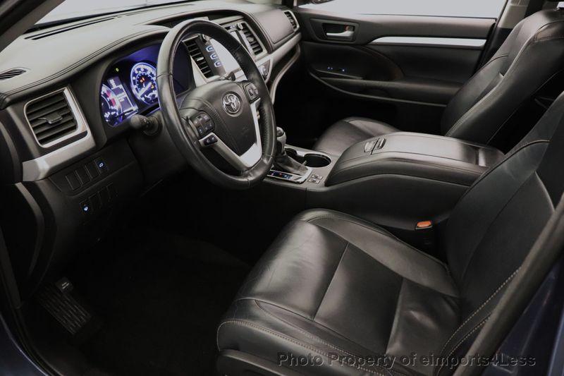 2015 Toyota Highlander Xle >> 2015 Used Toyota Highlander CERTIFIED HIGHLANDER XLE AWD 8 ...