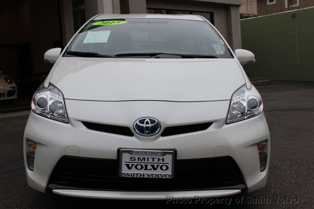 2015 Toyota Prius  - Click to see full-size photo viewer