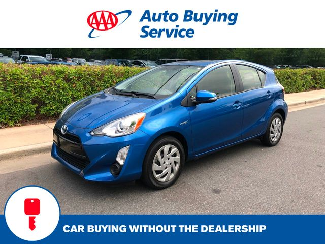 2015 Used Toyota Prius c at AAA Auto Buying Service Serving Charlotte, NC,  IID 18981020