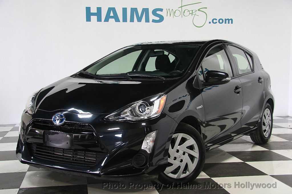 Toyota Dealer Miami >> 2015 Used Toyota Prius c 5dr Hatchback Four at Haims ...