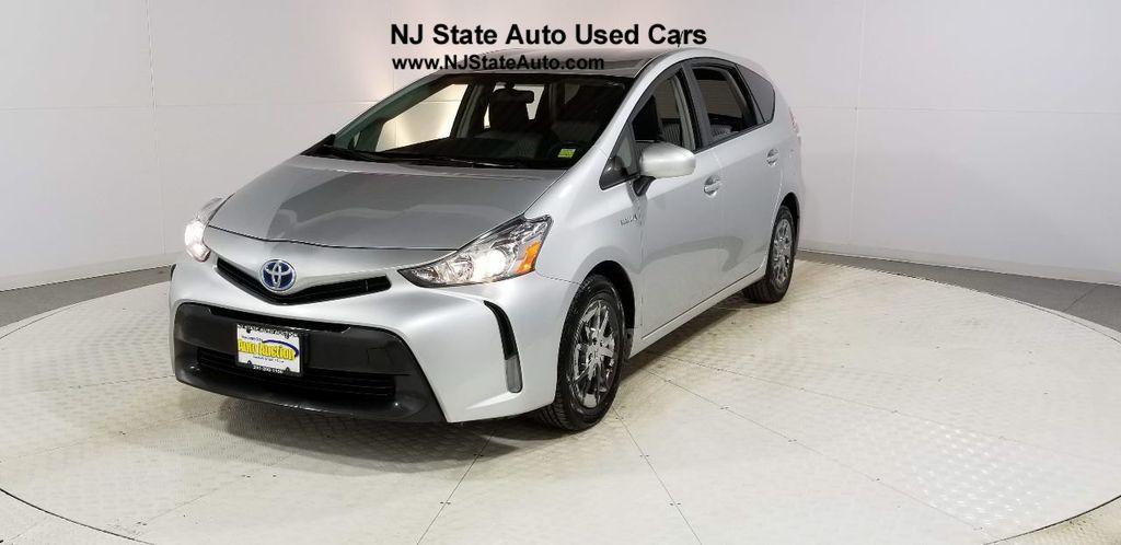 2015 Toyota Prius v 5dr Wagon Five - 18496756 - 0