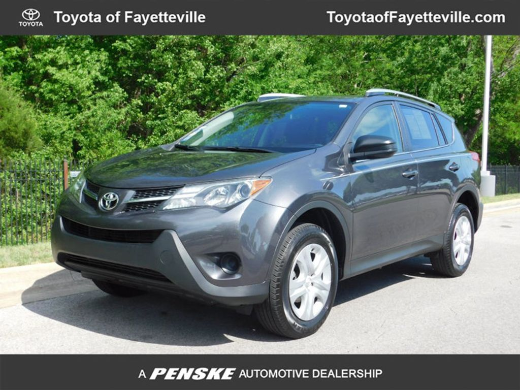 Dealer Video - 2015 Toyota RAV4 AWD 4dr LE - 17630443