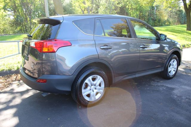 2015 Toyota RAV4 AWD LE - Click to see full-size photo viewer