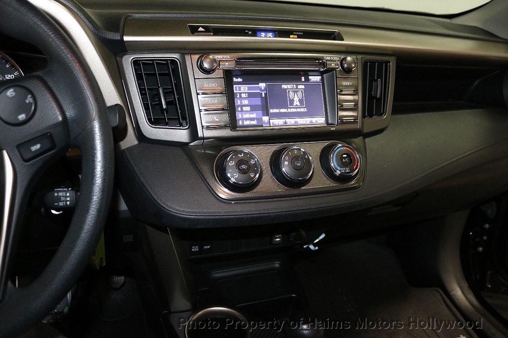 2015 Toyota RAV4 FWD 4dr LE - 18455267 - 18