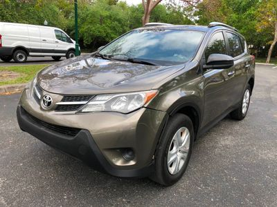 2015 Toyota RAV4 FWD 4dr LE SUV