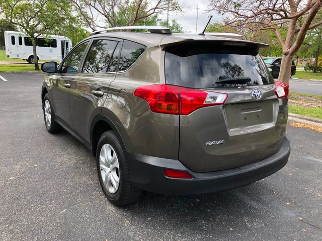 2015 Toyota RAV4 FWD 4dr LE - Click to see full-size photo viewer
