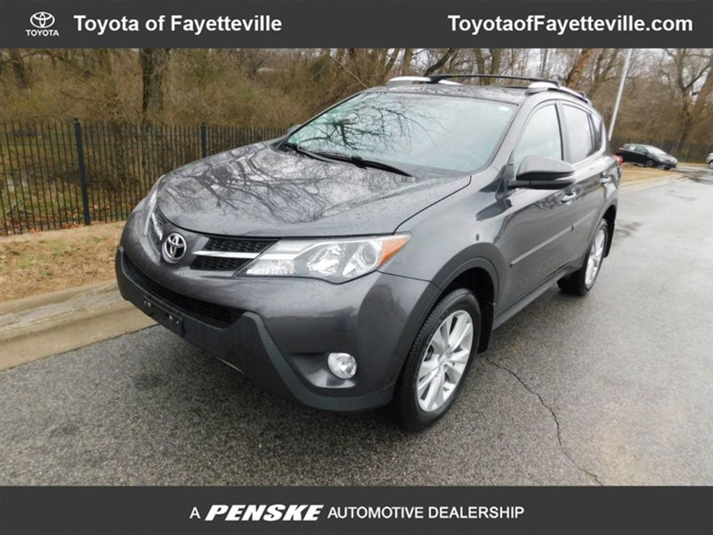 Dealer Video - 2015 Toyota RAV4 FWD 4dr Limited - 17385449