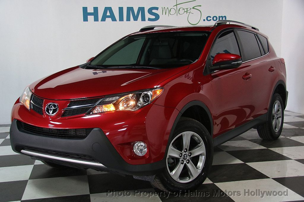 2015 used toyota rav4 fwd 4dr xle at haims motors ft. Black Bedroom Furniture Sets. Home Design Ideas