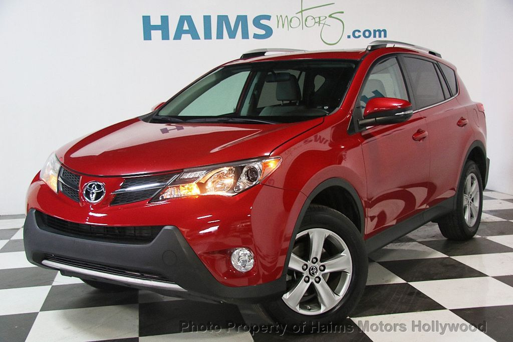 Toyota Dealer Miami >> 2015 Used Toyota RAV4 FWD 4dr XLE at Haims Motors Serving ...