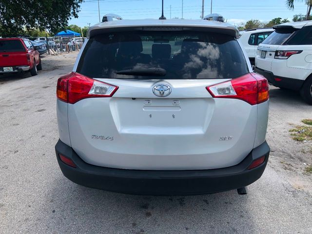 2015 Toyota RAV4 FWD 4dr XLE - Click to see full-size photo viewer