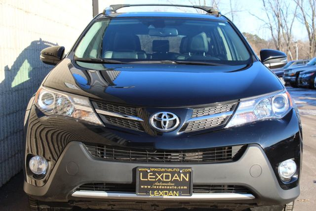 2015 Toyota RAV4 LIMITED NAVIGATION LEATHER ONE OWNER AWD - Click to see full-size photo viewer