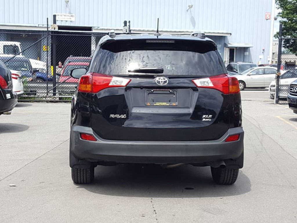 2015 used toyota rav4 xle awd at saw mill auto serving. Black Bedroom Furniture Sets. Home Design Ideas