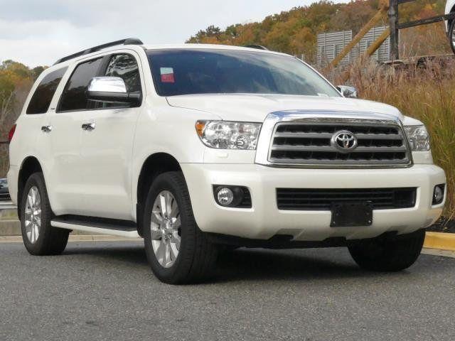 Toyota Of Annapolis >> 2015 Toyota Sequoia Rwd 5 7l Platinum Suv For Sale Annapolis Md 30 995 Motorcar Com