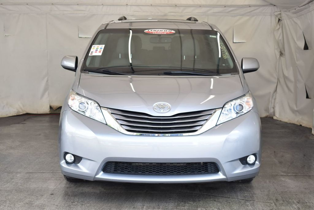 2015 Toyota Sienna 5dr 7-Passenger Van LE AAS FWD - 18037984 - 2