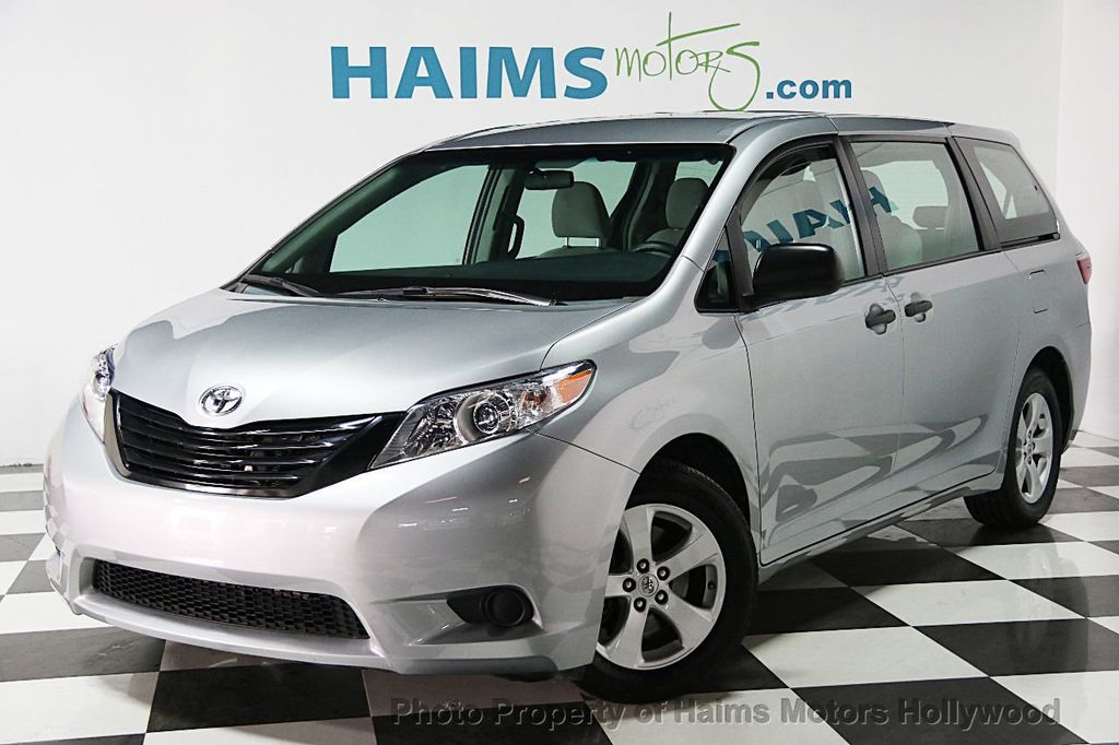 and toyota sienna date release side price