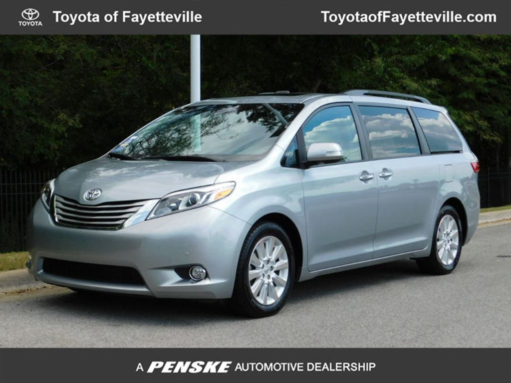 Dealer Video - 2015 Toyota Sienna 5dr 7-Passenger Van Ltd FWD - 18052624