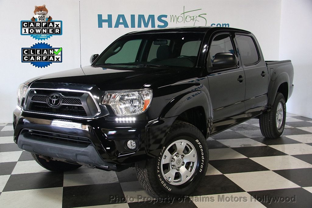 2015 Used Toyota Tacoma At Haims Motors Serving Fort Lauderdale Hollywood Miami Fl Iid 17213968