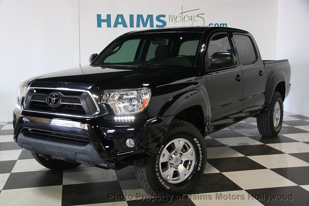 2015 used toyota tacoma at haims motors serving fort lauderdale