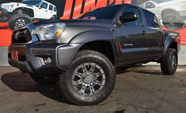 Toyota Tacoma Camper Shell For Sale >> 2015 Used Toyota Tacoma 17 Pro Comp Wheels Toyo A T Tires Leer Camper Shell At Jim S Auto Sales Serving Harbor City Ca Iid 19274485