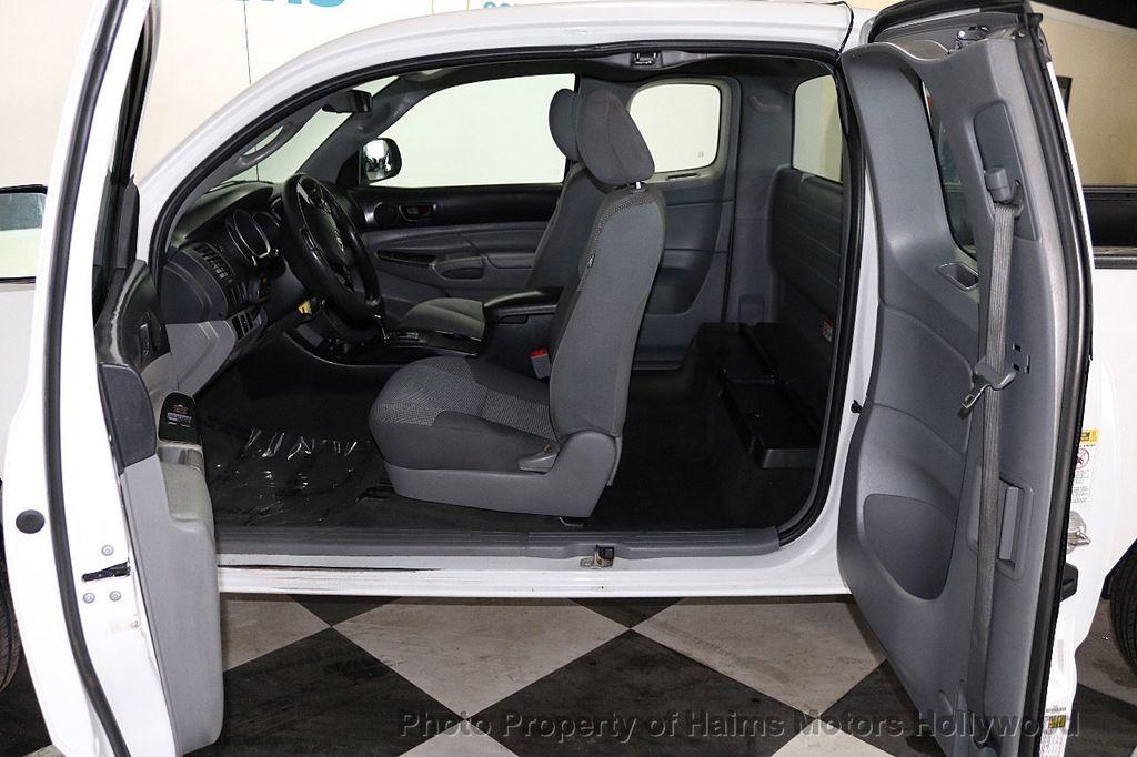 2015 Toyota Tacoma 2WD Access Cab I4 AT - 18450941 - 10