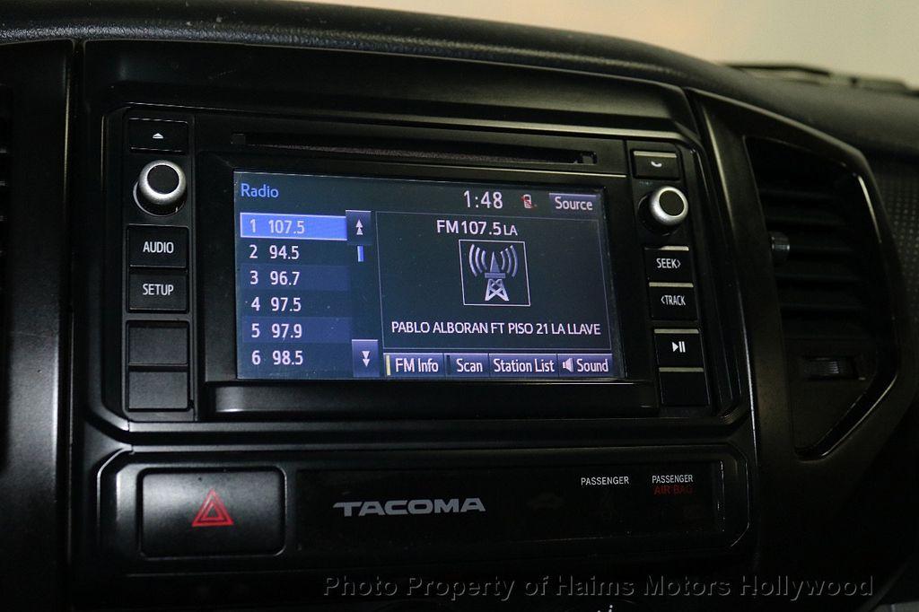 2015 Toyota Tacoma 2WD Access Cab I4 AT - 18450941 - 17