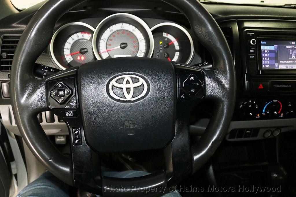 2015 Toyota Tacoma 2WD Access Cab I4 AT - 18450941 - 23
