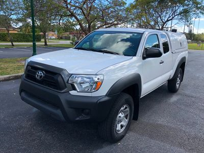 2015 Toyota Tacoma 2WD Access Cab I4 AT PreRunner Truck