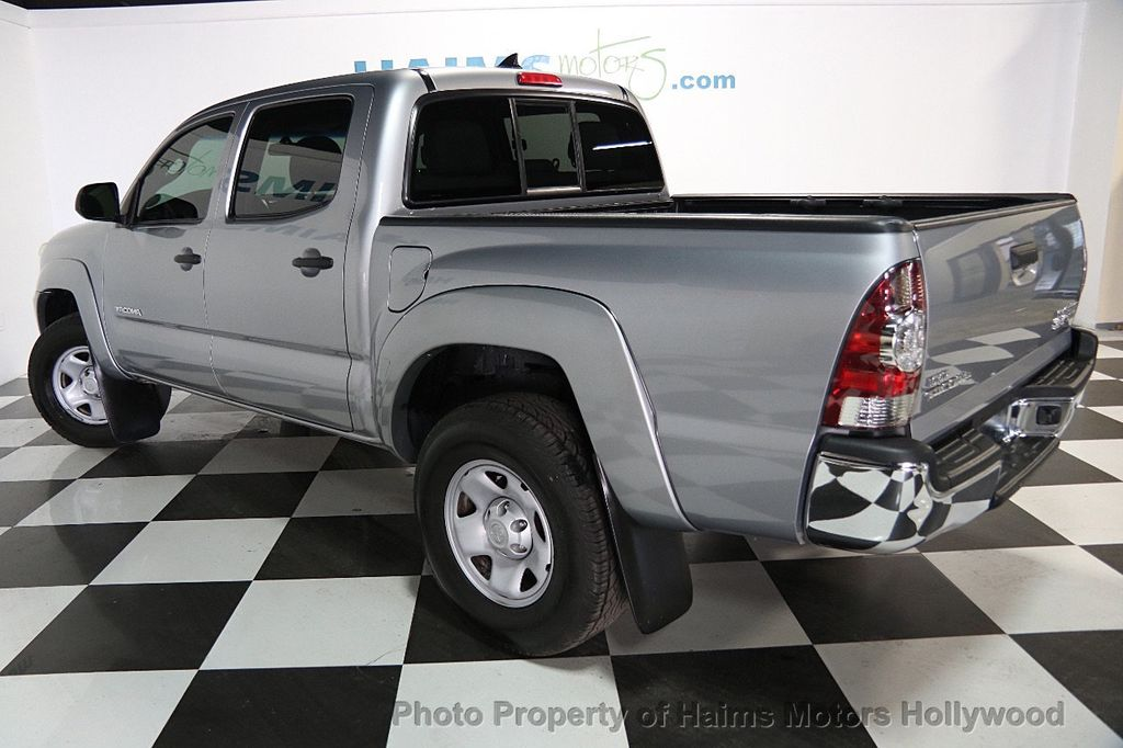 Toyota Diesel Truck >> 2015 Used Toyota Tacoma 2WD Double Cab I4 AT PreRunner at Haims Motors Serving Fort Lauderdale ...