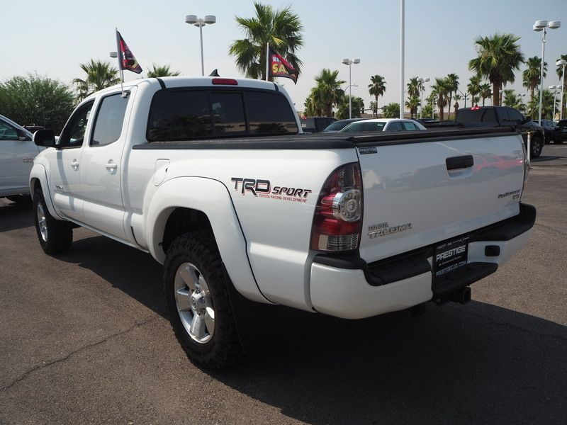 2015 Toyota Tacoma 2WD Double Cab LB V6 AT PreRunner - 17863237 - 9
