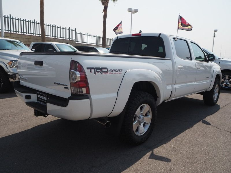 2015 Toyota Tacoma 2WD Double Cab LB V6 AT PreRunner - 17863237 - 11