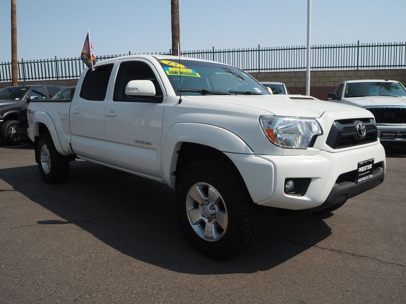 2015 Toyota Tacoma 2WD Double Cab LB V6 AT PreRunner - 17863237 - 2