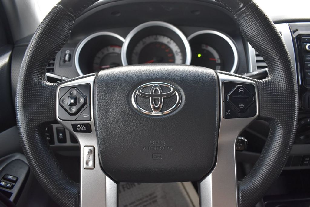 2015 Toyota Tacoma 2WD Double Cab V6 AT PreRunner - 18387276 - 20