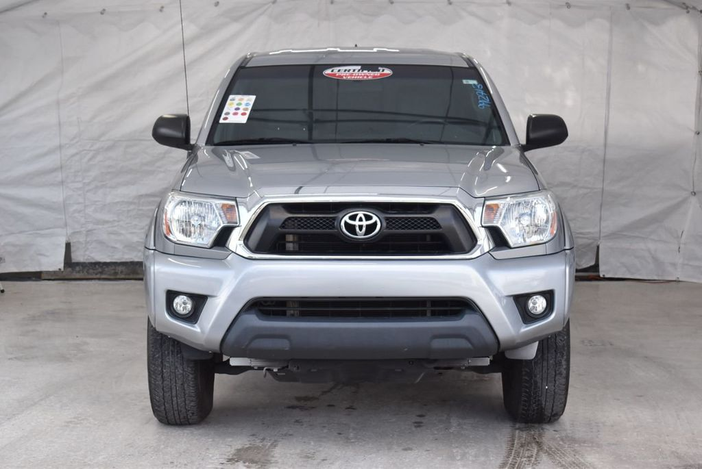 2015 Toyota Tacoma 2WD Double Cab V6 AT PreRunner - 18387276 - 2