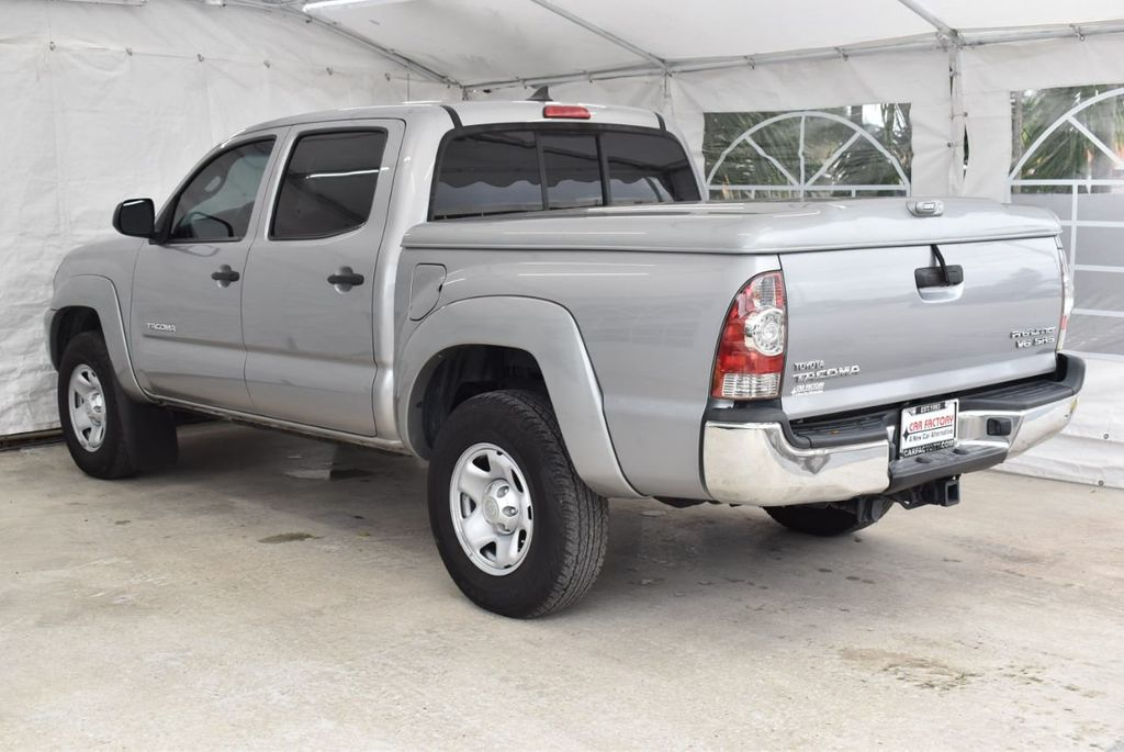 2015 Toyota Tacoma 2WD Double Cab V6 AT PreRunner - 18387276 - 3